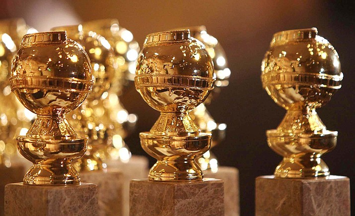 Enjoy the Golden Globes on screen live right here in Sedona on Sunday, Feb. 28 at the Mary D. Fisher Theatre at 6 p.m., presented by the Sedona International Film Festival.