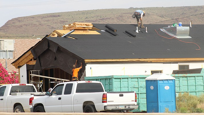 The City of Kingman issued 36 building permits in the week ending Feb. 25. (Miner file photo)