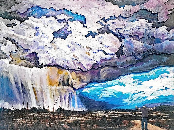 Father Sky, by Sharron Vincent Porter