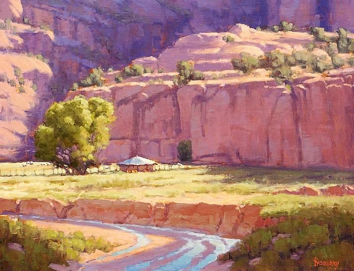 Canyon Home, by John Rasberry