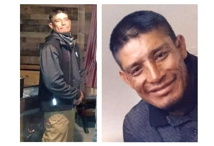 Philbert Shorty was last seen on Jan. 29, in Fort Defiance, Arizona. (Photo/Navajo Nation Police Department)