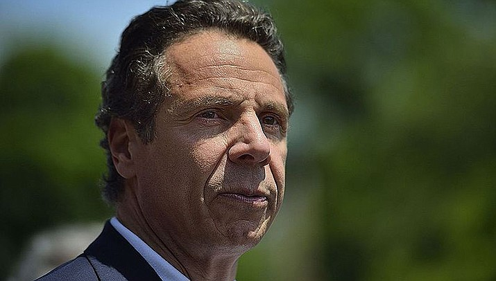 New York Gov. Andrew Cuomo has refused to step aside due to sexual harassment allegations, despite calls for his resignation from top Democrats in the state. (Photo by Diana Robinson, cc-by-sa-2.0, https://bit.ly/3q125M4)