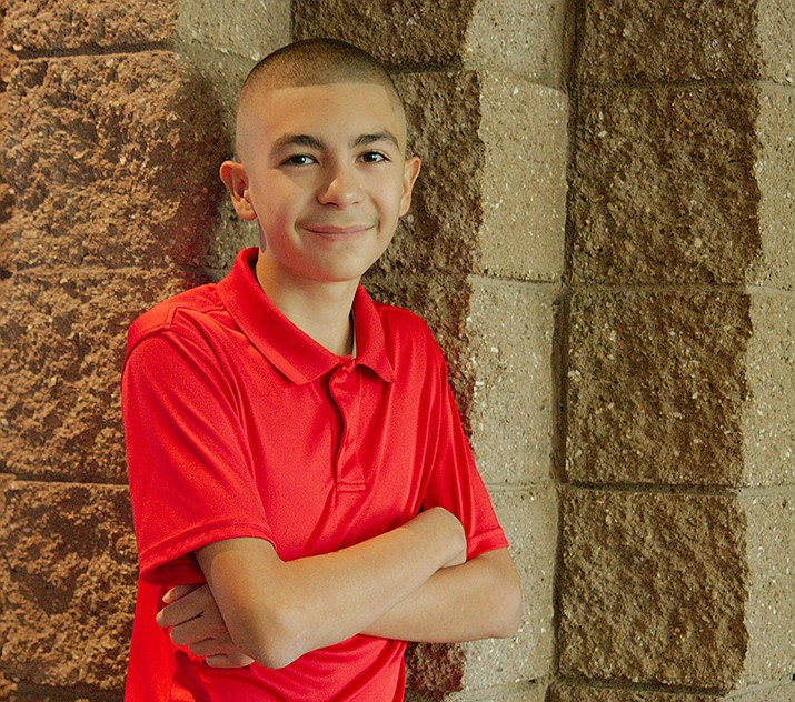 Get to know Manny at https://www.childrensheartgallery.org/profile/manny and other adoptable children at childrensheartgallery.org. (Arizona Department of Child Safety)
