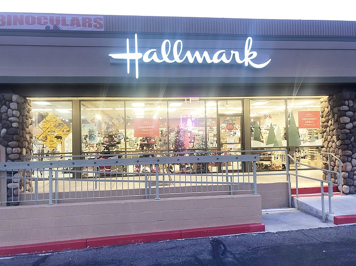 Prescott's only Hallmark Gold Crown store is located at 1046 Willow Creek Road in the Safeway Shopping Center. (Courtesy)