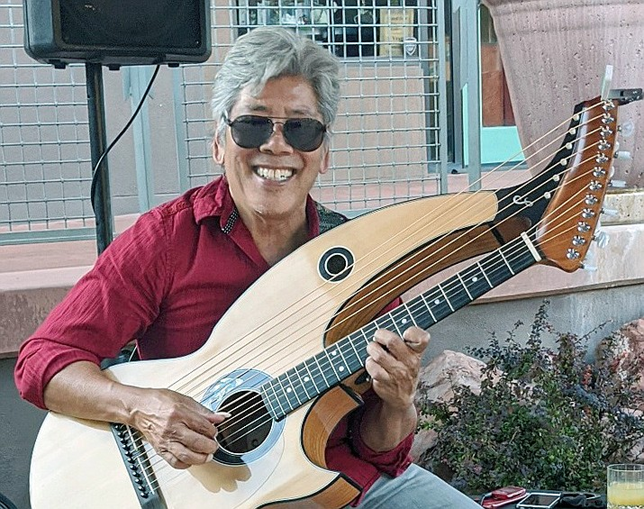Celebrate St. Patrick's Day March 17 at Sound Bites Grill's Wineaux Wednesday. Live music from 5-8 p.m. with local guitar virtuoso St. Patrick Ki playing Irish music Hawaiian style on guitar and ukulele.