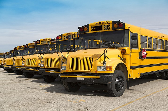 A former school bus driver at Williams Unified School District is being charged with a DUI and up to 16 endangerment charges after an October 2020 accident. (Photo/Stock)