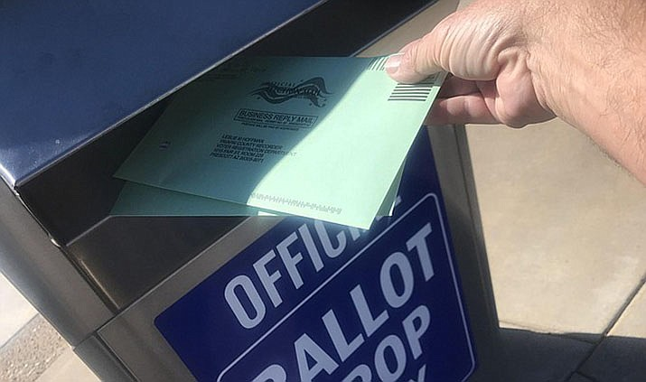 There are now three prospective candidates showing interest in running for Prescott Mayor in 2021. (Courier file photo)