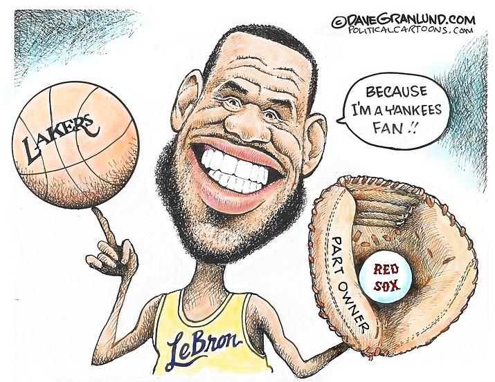 Editorial cartoon (2): March 18, 2021