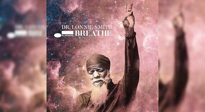 Dr. Lonnie Smith's new album 'Breathe'