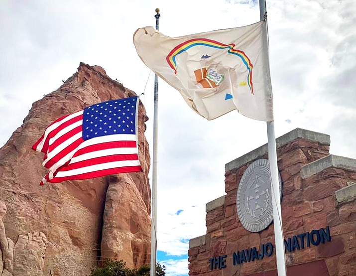 Tribal health officials say more than 191,000 COVID-19 vaccine doses have been distributed. (Photo/Office of the Navajo President and Vice President)