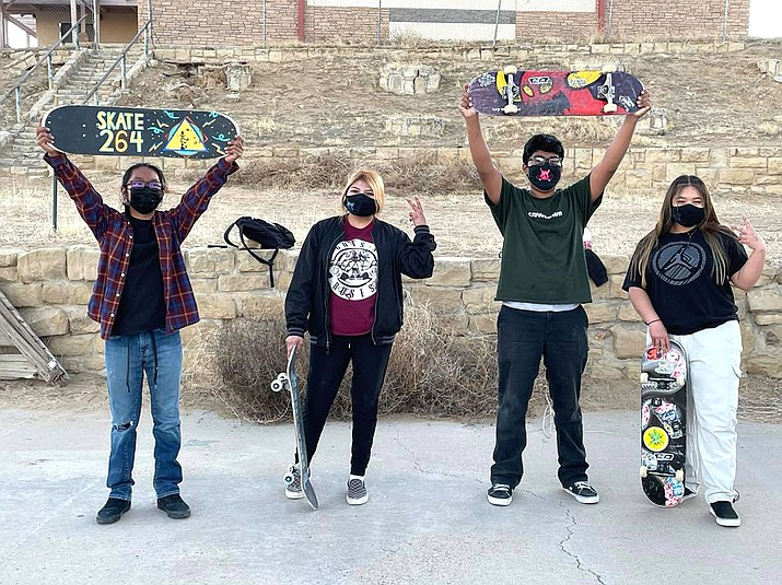 SkateHopi 264 organizers hope to bring a skate park to the Hopi reservation. (Photo/SkateHopi 264)
