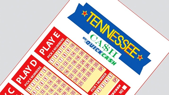 For about an hour on Thursday, March 11, an unsigned Tennessee Cash ticket worth $1,178,746 lay in the parking lot of an O'Reilly's Auto Parts store in Sparta, Tennessee. (Tennessee Education Lottery)
