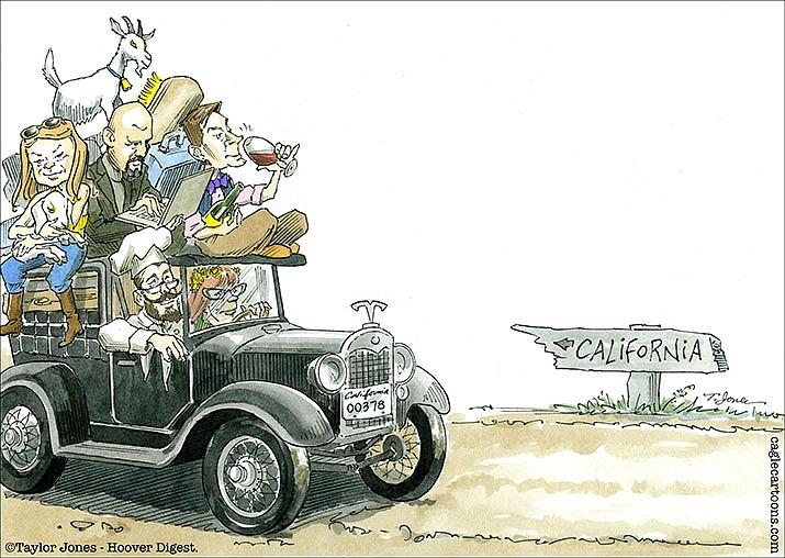 Editorial Cartoon | March 28, 2021