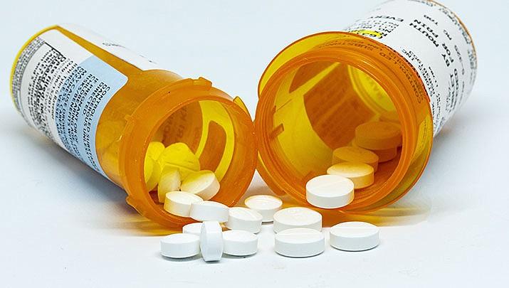 A prescription drug take-back event is set for April 24 in Kingman. (Adobe image)