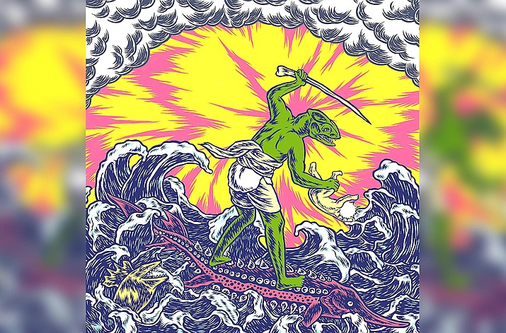 Teenage Gizzard is a compilation album featuring early recordings of King Gizzard & the Lizard Wizard, recorded between 2010 and 2011 in Victoria, Australia.