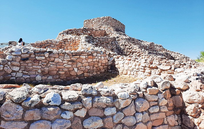 There are stories that were once buried in a hill — and some that are still buried there. According to Tuzigoot Park Ranger L.J. Varon-Burkhart, those stories are best told by the people with the strongest connections to those ancient communities.