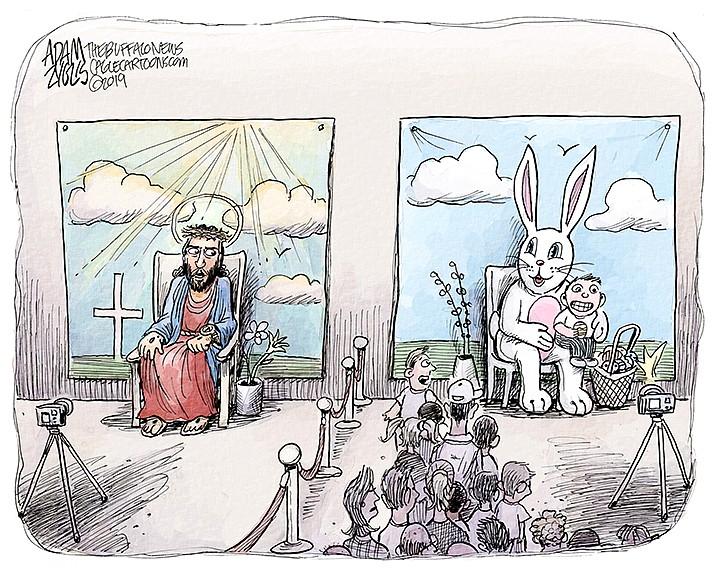 Editorial Cartoon | April 2, 2021