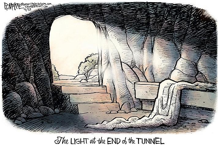 Editorial Cartoon | April 4, 2021