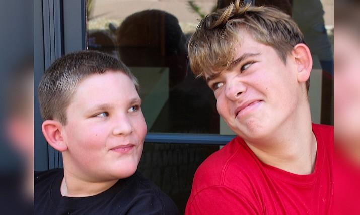 Alex and Sean