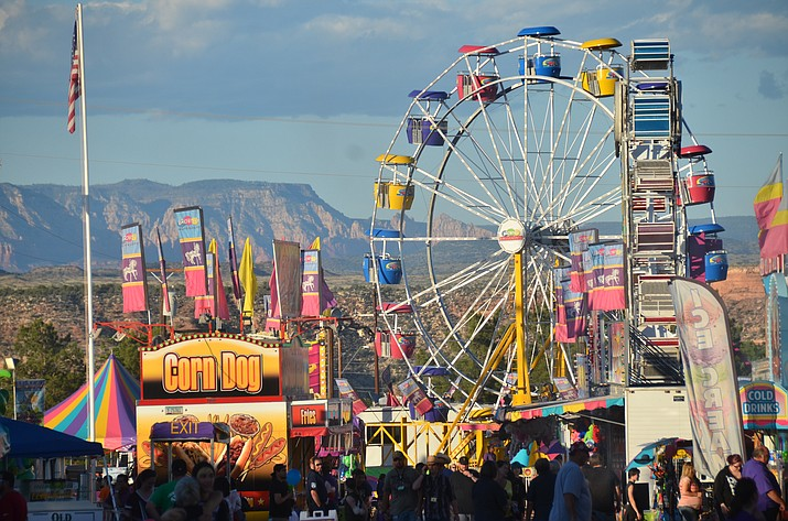The Verde Valley Fair is coming back this April after having only an online livestock auction last year. VVN file photo/Vyto Starinskas