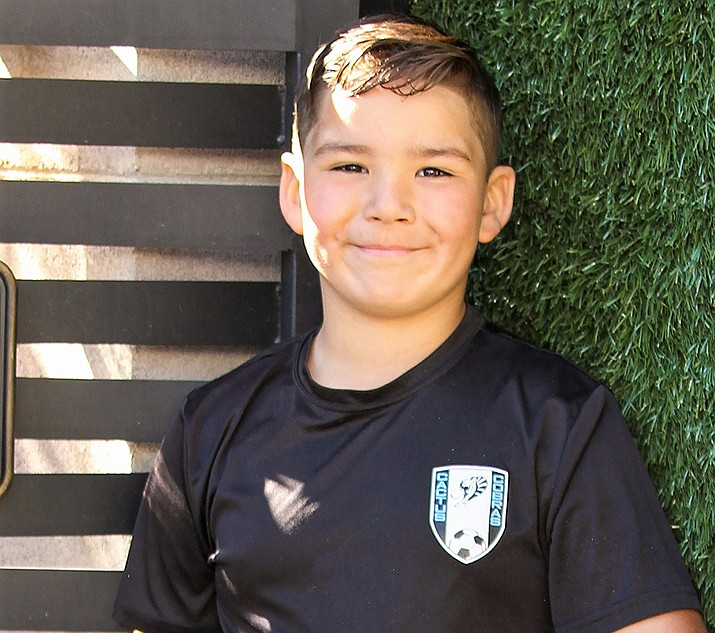 Get to know Jayden at https://www.childrensheartgallery.org/profile/jayden-h and other adoptable children at childrensheartgallery.org. (Arizona Department of Child Safety)