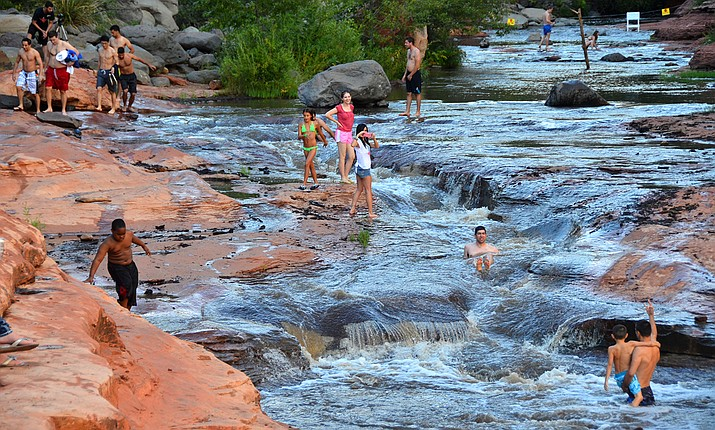 Arizona State Parks and Trails announced all visitors to Arizona's more than 30 state parks would  enjoy free admission this weekend. VVN/Vyto Starinskas