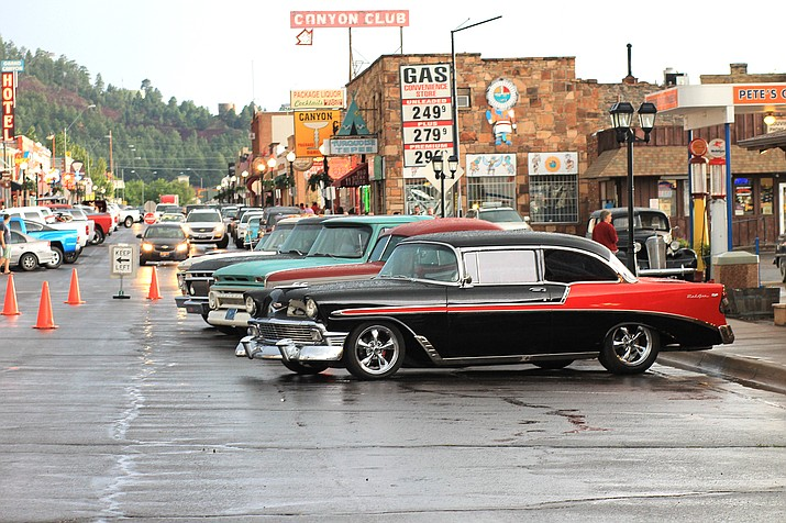 The Historic Route 66 Car Show is set to return to Williams June 11-12. (Wendy Howell/WGCN)