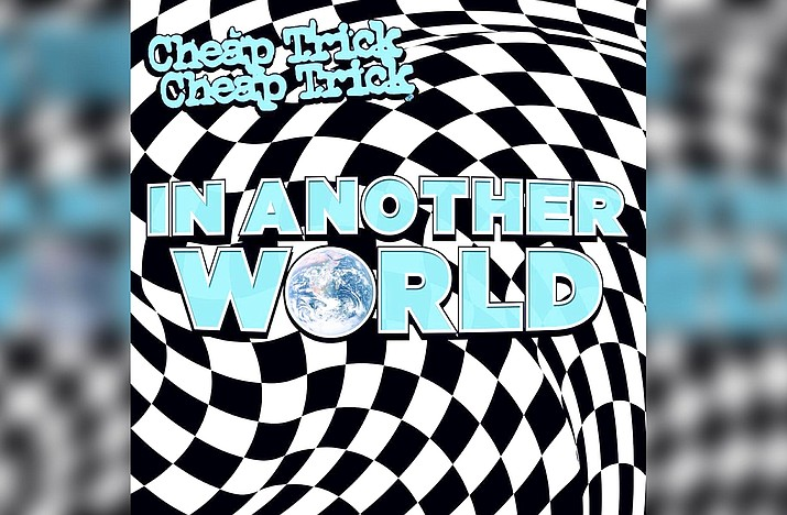 'In Another World' is the upcoming 20th studio album by Cheap Trick. The album was completed by 2020 but the release was further delayed due to the COVID-19 pandemic.