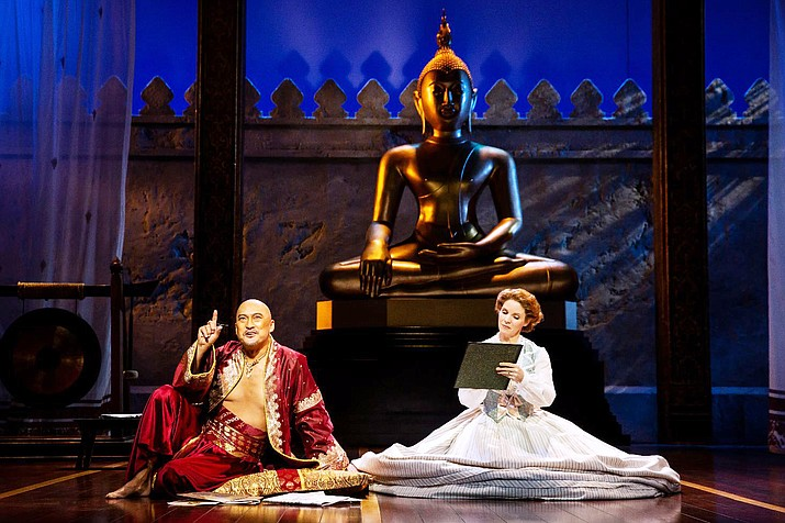 "The Sedona International Film Festival will present ""The King and I"" from the London Palladium Theatre on Saturday and Sunday, April 10 and 11 at 1 p.m. at the Mary D. Fisher Theatre."
