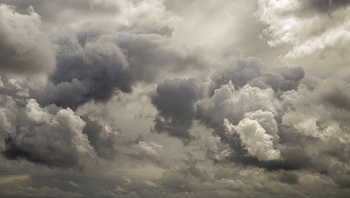 Erratic and irregular rainstorms are becoming the norm in the U.S. West. (Adobe image)