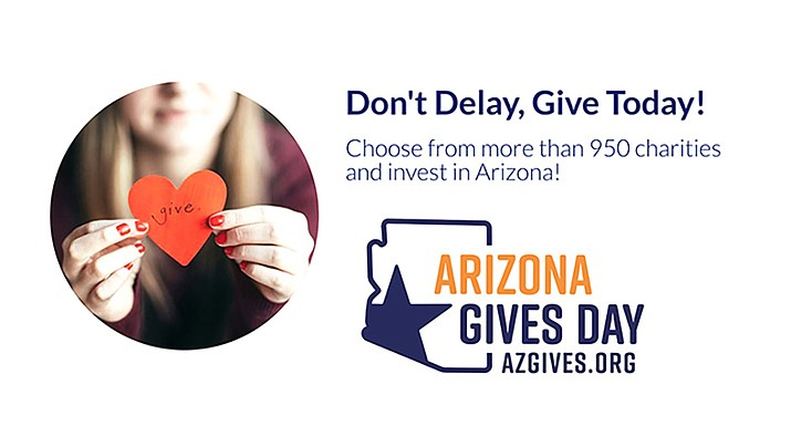 While complete numbers won't be fully tallied for another week as nonprofits around the state submit final reports that include additional direct-to-organization donations inspired by Arizona Gives Day, all indications are that the 2021 event is on pace for another record-setting result. (Courier file photo)
