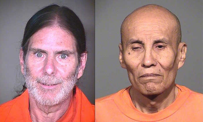 While Arizona Attorney General Mark Brnovich is pushing to schedule executions for two death-row inmates, Frank Atwood, left, and Clarence Dixon, who he said have exhausted their appeals, advocates for the men said they still intend to fight.