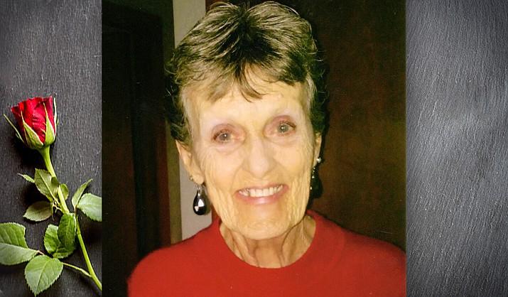 Geraldine May Scott