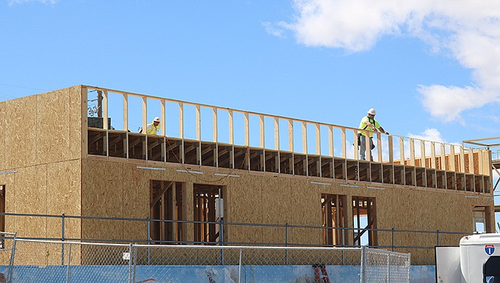The City of Kingman issued 24 building permits in the week ending Thursday, April 8. (Miner file photo)