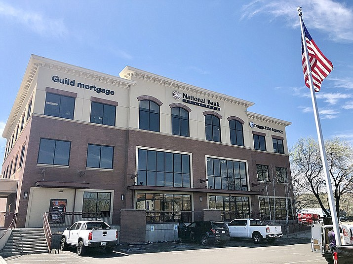 The Prescott City Council will consider buying the National Bank building, 201 N. Montezuma St., in downtown Prescott for a new city hall, during a meeting at 3:30 p.m. Tuesday, April 13, 2021. (Courier file)