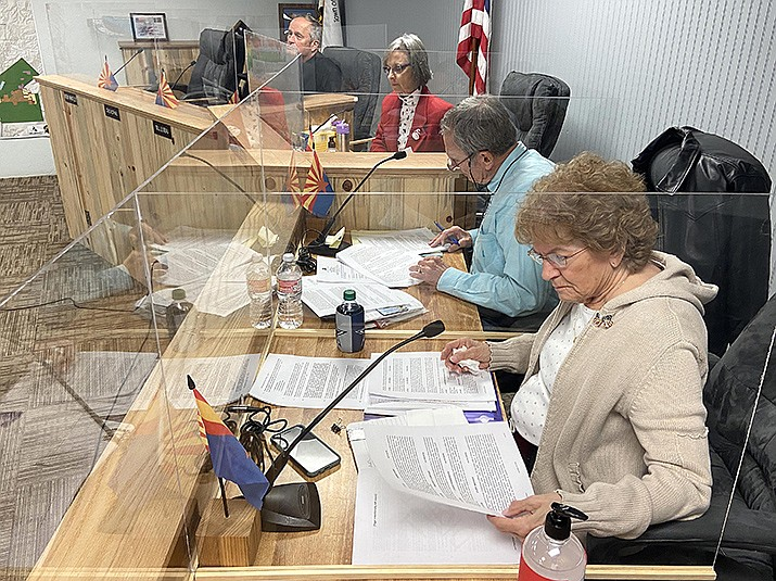 Council will meet this week as it builds its Fiscal 2022 budget. VVN/Bill Helm