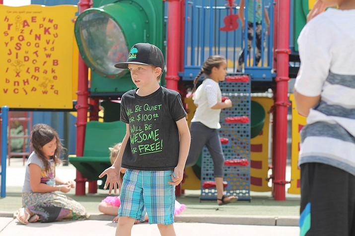 The city of Williams will host its annual Summer Rec program June 7-July 23. (Loretta McKenney/WGCN)