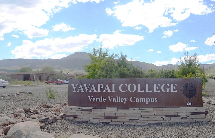 Yavapai College will move forward to the 'green phase' of its COVID-19 re-entry plan on June 1, which will bring back more in-person classes and services. VVN/file photo
