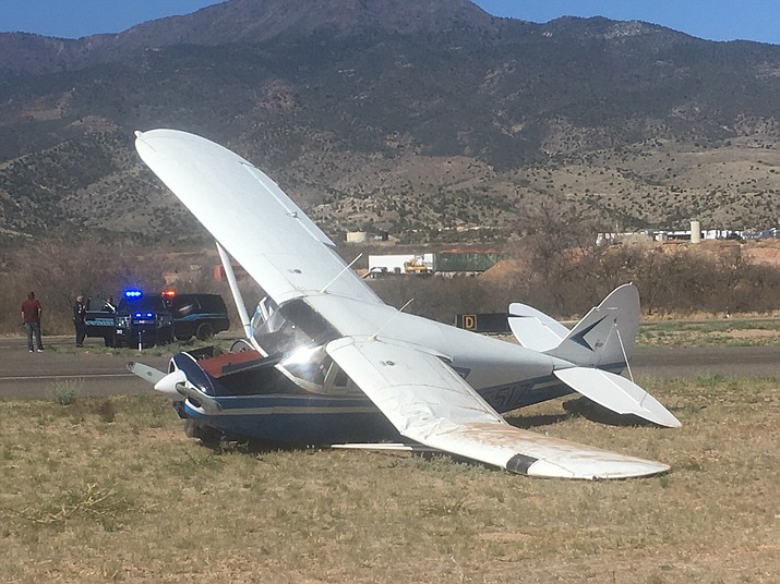 A single-engine plane suffered a hard landing early Thursday morning at Cottonwood Municipal Airport.First-responders were on scene, but no injury information has been released. VVN/Vyto Starinskas