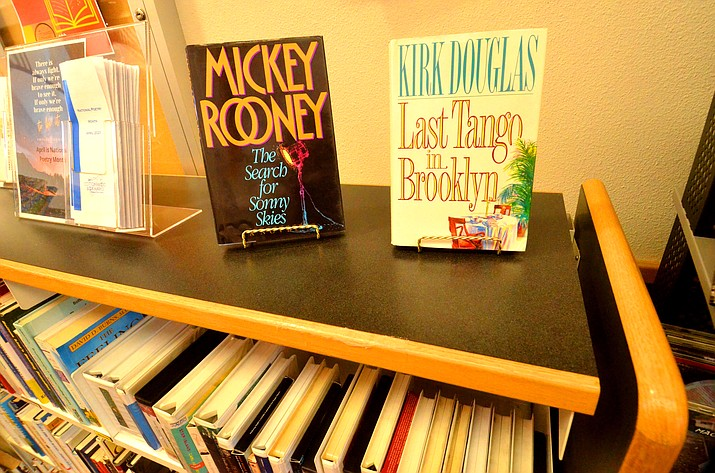 The Book Boutique is inside the main entrance of the Cottonwood Library. It's a great source of gently-used books. VVN/Vyto Starinskas