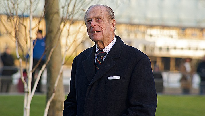 The United Kingdom's Prince Philip, husband of Queen Elizabeth II, was laid to rest on Saturday, April 15. (Photo by Steve Punter, cc-by-sa-2.0, https://bit.ly/3wFlbMh)