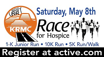 KRMC Foundation to host annual Race for Hospice photo