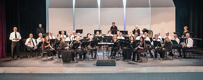 Cottonwood Community Band is looking for a conductor to replace Sy Brandon, who no longer lives in the area. Courtesy photo