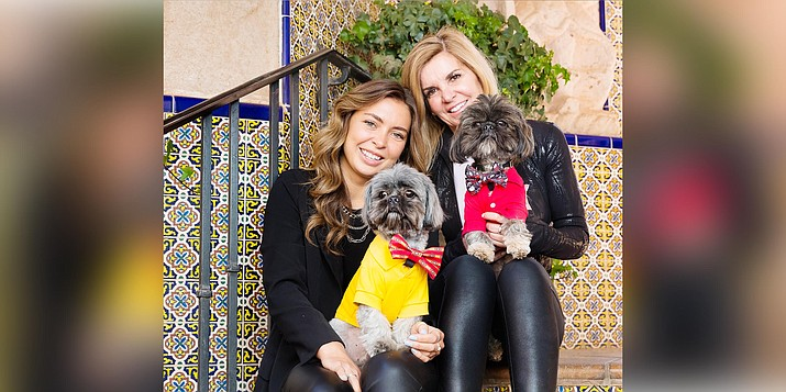 The Paws Rockin' runway fashion show and online auction will take place on Sunday, April 25 from 1 p.m.–3 p.m. at the Tlaquepaque North fountain.