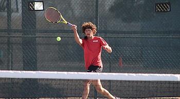 Preps: Estrella Foothills stomps LWHS in tennis match photo