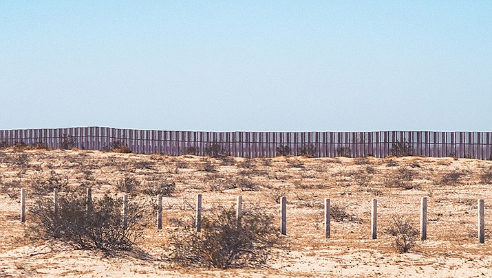 The Mohave County Board of Supervisors has approved a resolution urging Arizona Gov. Doug Ducey to use all powers at his disposal, including the use of the Arizona National Guard, to secure the state's southern border from migrants. (Adobe image)