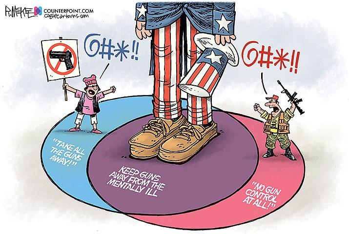 Editorial Cartoon   April 23, 2021