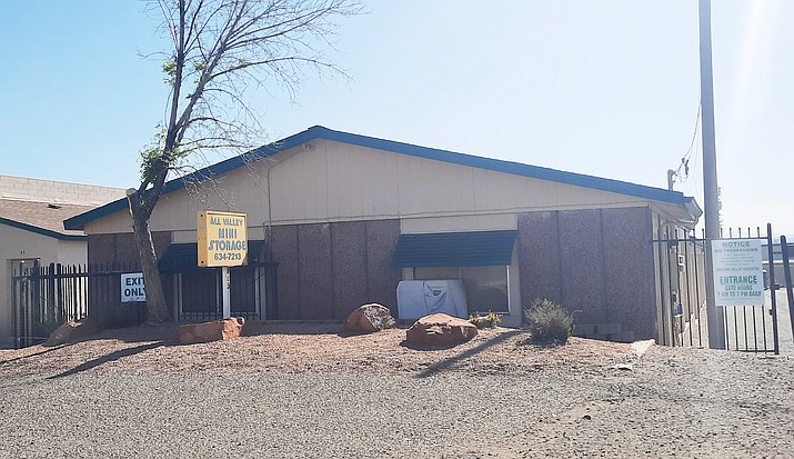 Cottonwood Police announced explosive devices were discovered and rendered safe Wednesday at a Sixth Street storage facility. No arrests have been made. The situation is under investigation. VVN/Jason W. Brooks