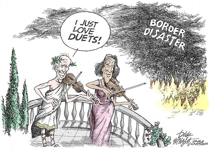 Editorial Cartoon | April 25, 2021