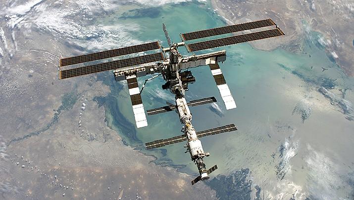 There are now 11 astronauts from four nations on the International Space Station after SpaceX delivered four more last week. (NASA photo/Public domain)